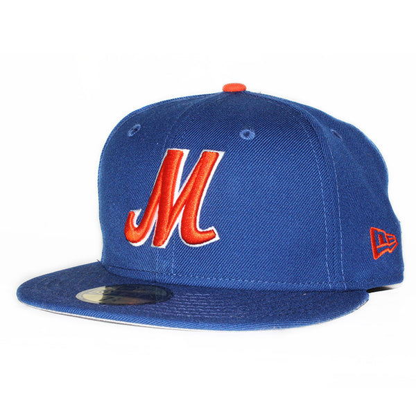 M LOGO (wool) New Era Fitted