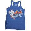 More Fun - Ladies Tank - The 7 Line - For Mets fans, by Mets fans. An independently owned clothing/lifestyle brand supporting the Mets players and their fans. Mets t-shirts, hats, tickets and more.