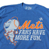 More Fun - The 7 Line - For Mets fans, by Mets fans. An independently owned clothing/lifestyle brand supporting the Mets players and their fans.