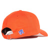 Mrs. Met (orange) - New Era adjustable - The 7 Line - For Mets fans, by Mets fans. An independently owned clothing/lifestyle brand supporting the Mets players and their fans.