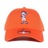 Mrs. Met (orange) - New Era adjustable