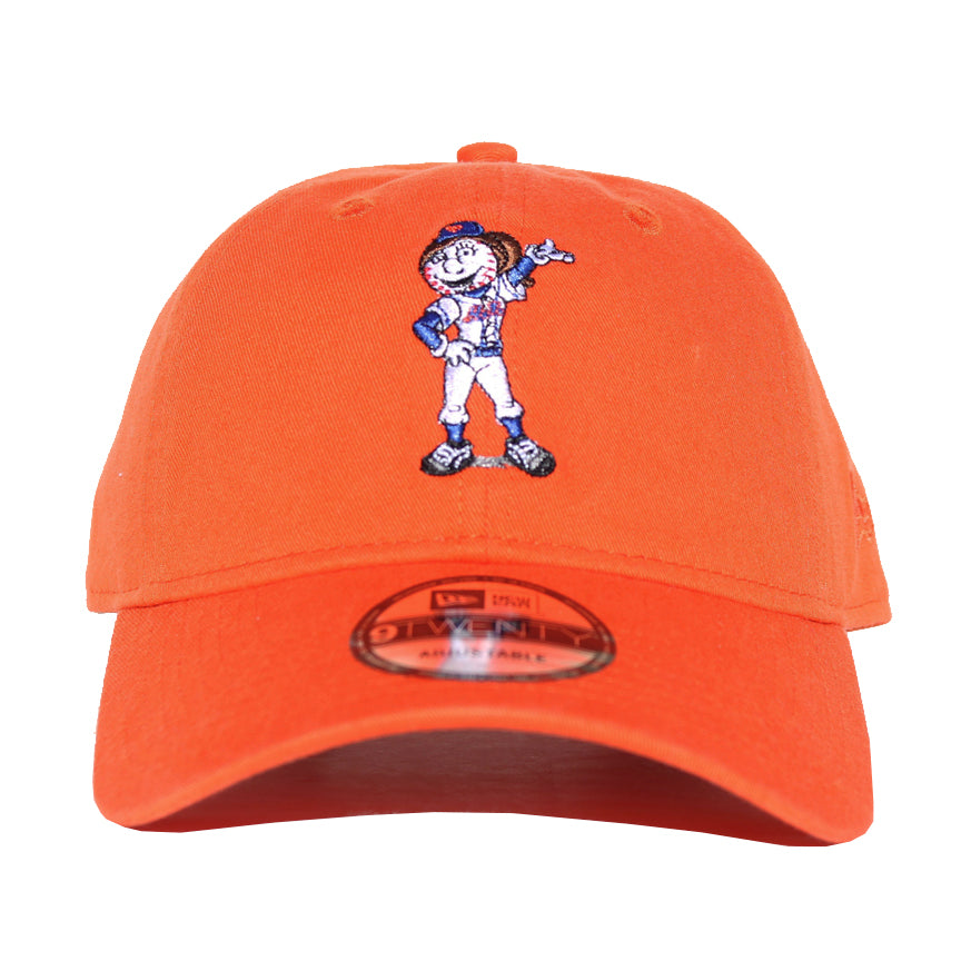 8cbb171d30b Mrs. Met (orange) - New Era adjustable