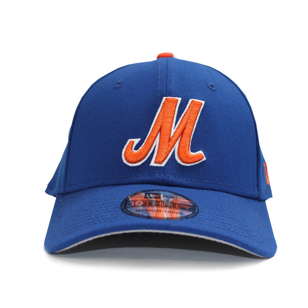 M Logo New Era stretch fit