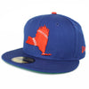 NY New Era Fitted - The 7 Line - For Mets fans, by Mets fans. An independently owned clothing/lifestyle brand supporting the Mets players and their fans.
