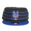 NY Mets Pillbox - New Era stretch fit - The 7 Line - For Mets fans, by Mets fans. An independently owned clothing/lifestyle brand supporting the Mets players and their fans.