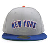 '88-'92 Mets Road Uni - New Era fitted - The 7 Line - For Mets fans, by Mets fans. An independently owned clothing/lifestyle brand supporting the Mets players and their fans.