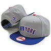 '88-'92 Mets Road Uni - New Era Snapback - The 7 Line - For Mets fans, by Mets fans. An independently owned clothing/lifestyle brand supporting the Mets players and their fans.