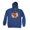NY APPLE hoodie (royal) - The 7 Line - For Mets fans, by Mets fans. An independently owned clothing/lifestyle brand supporting the Mets players and their fans.