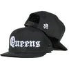 Straight Outta Queens - New Era Snapback - The 7 Line - For Mets fans, by Mets fans. An independently owned clothing/lifestyle brand supporting the Mets players and their fans.