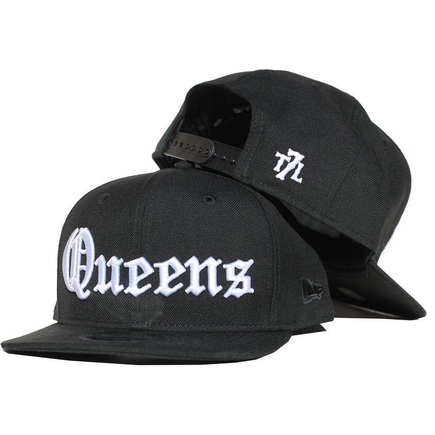 18a540acceb Straight Outta Queens - New Era Snapback - The 7 Line - For Mets fans