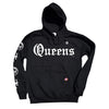 Straight Outta Queens hoodie - The 7 Line - For Mets fans, by Mets fans. An independently owned clothing/lifestyle brand supporting the Mets players and their fans.