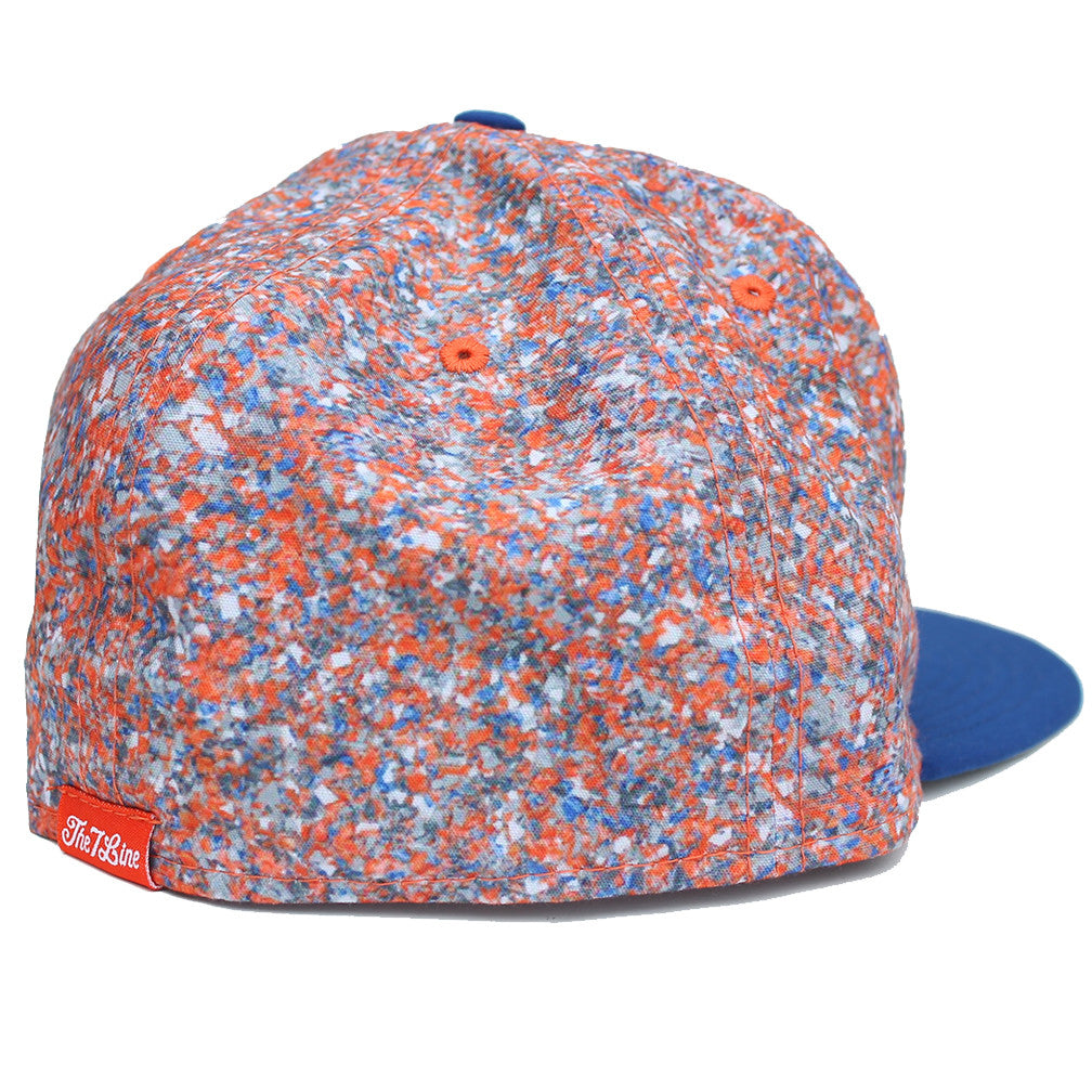 93861423ffb Shea Bridge - New Era fitted - The 7 Line - For Mets fans