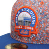 Shea Bridge - New Era fitted - The 7 Line - For Mets fans, by Mets fans. An independently owned clothing/lifestyle brand supporting the Mets players and their fans. Mets t-shirts, hats, tickets and more.