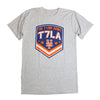 T7LA t-shirt (Ash) - The 7 Line - For Mets fans, by Mets fans. An independently owned clothing/lifestyle brand supporting the Mets players and their fans. Mets t-shirts, hats, tickets and more.