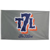 The 7 Line T7L Logo Flag - The 7 Line - For Mets fans, by Mets fans. An independently owned clothing/lifestyle brand supporting the Mets players and their fans.