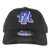 T7L x Mets (black) - New Era adjustable - The 7 Line - For Mets fans, by Mets fans. An independently owned clothing/lifestyle brand supporting the Mets players and their fans.