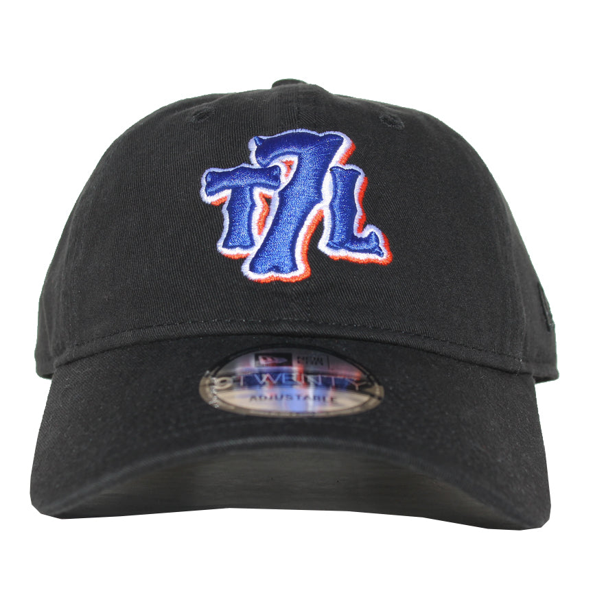 bfe9c89e2 T7L x Mets (black) - New Era adjustable - The 7 Line - For
