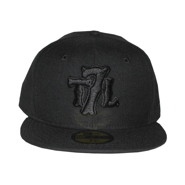 "T7L ""BLACKOUT"" New Era fitted"