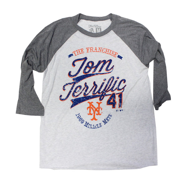 Tom Terrific (3/4 sleeve)