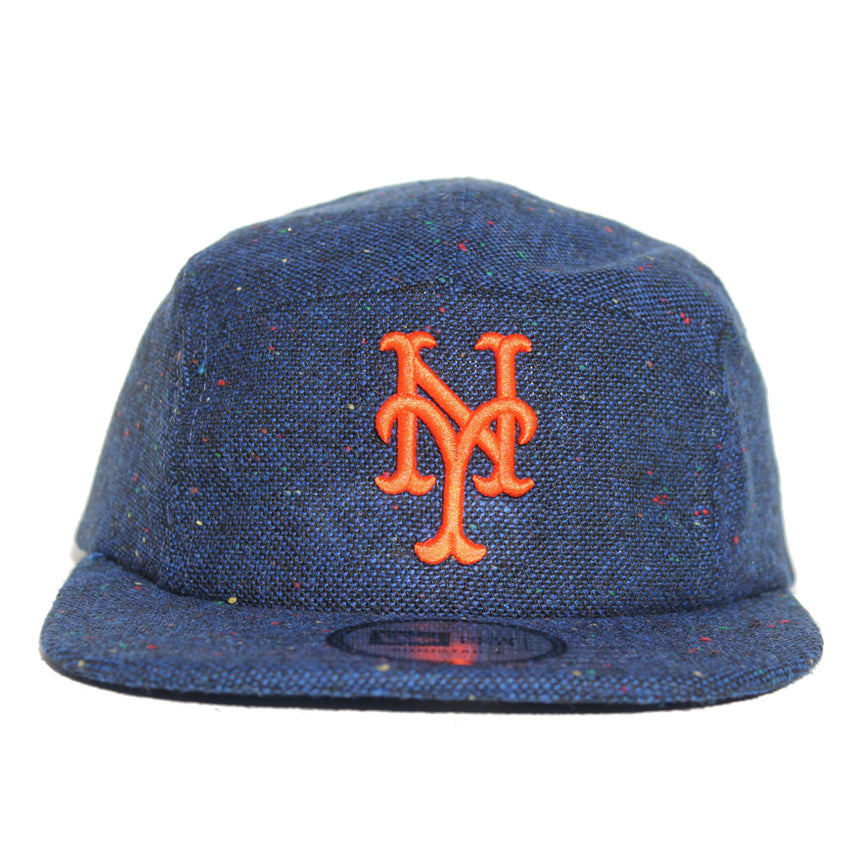 450f4666ed3 NY Mets Tweed - New Era 5 Panel Camper - The 7 Line - For Mets