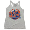 YGB - Ladies Tank - The 7 Line - For Mets fans, by Mets fans. An independently owned clothing/lifestyle brand supporting the Mets players and their fans.