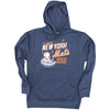 Amazin' New York Mets Hoodie - The 7 Line - For Mets fans, by Mets fans. An independently owned clothing/lifestyle brand supporting the Mets players and their fans.