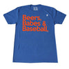 Beers, Babes, Baseball - The 7 Line - For Mets fans, by Mets fans. An independently owned clothing/lifestyle brand supporting the Mets players and their fans. Mets t-shirts, hats, tickets and more.