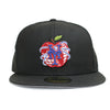 NY APPLE - New Era fitted - The 7 Line - For Mets fans, by Mets fans. An independently owned clothing/lifestyle brand supporting the Mets players and their fans.
