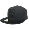 Blackout Mr. Met - New Era fitted - The 7 Line - For Mets fans, by Mets fans. An independently owned clothing/lifestyle brand supporting the Mets players and their fans.