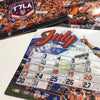 2017 Calendar - The 7 Line - For Mets fans, by Mets fans. An independently owned clothing/lifestyle brand supporting the Mets players and their fans.