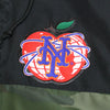 NY APPLE jacket (Camo/Black) - The 7 Line - For Mets fans, by Mets fans. An independently owned clothing/lifestyle brand supporting the Mets players and their fans.