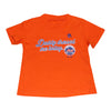 Toddler: Daddy Dressed Me T-SHIRT (orange)