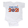 Down Since 2021 Mets Onesie