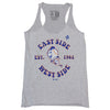 EAST WEST ladies tank - The 7 Line - For Mets fans, by Mets fans. An independently owned clothing/lifestyle brand supporting the Mets players and their fans.