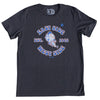 EAST WEST (vintage black) t-shirt