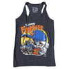 Flushing Finisher ladies tank - The 7 Line - For Mets fans, by Mets fans. An independently owned clothing/lifestyle brand supporting the Mets players and their fans.