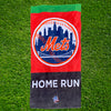 METS HOME RUN APPLE TOWEL