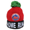 Home Run Apple Beanie