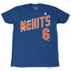 Jeff McHits t-shirt - The 7 Line - For Mets fans, by Mets fans. An independently owned clothing/lifestyle brand supporting the Mets players and their fans.