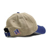 NY Apple - New Era adjustable (Khaki) - The 7 Line - For Mets fans, by Mets fans. An independently owned clothing/lifestyle brand supporting the Mets players and their fans.