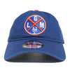 LGM (BLUE) - New Era Adjustable - The 7 Line - For Mets fans, by Mets fans. An independently owned clothing/lifestyle brand supporting the Mets players and their fans.