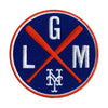 LGM EMBROIDERED PATCH