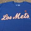 LOS METS t-shirt (Royal) - The 7 Line - For Mets fans, by Mets fans. An independently owned clothing/lifestyle brand supporting the Mets players and their fans.