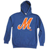 M Logo hoodie (Royal) - The 7 Line - For Mets fans, by Mets fans. An independently owned clothing/lifestyle brand supporting the Mets players and their fans.