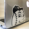 DECAL: Mini Mr. Met decal set - The 7 Line - For Mets fans, by Mets fans. An independently owned clothing/lifestyle brand supporting the Mets players and their fans.