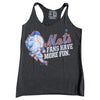 More Fun - Ladies Tank (black)