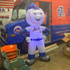 Mr. Met 7ft Inflatable Mets Mascot - The 7 Line - For Mets fans, by Mets fans. An independently owned clothing/lifestyle brand supporting the Mets players and their fans.
