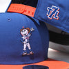 Mrs. Met (blue/orange) - New Era Snapback