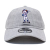 Mrs Met (heather) - New Era adjustable - The 7 Line - For Mets fans, by Mets fans. An independently owned clothing/lifestyle brand supporting the Mets players and their fans.