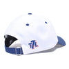 Mrs Met (white) - New Era adjustable - The 7 Line - For Mets fans, by Mets fans. An independently owned clothing/lifestyle brand supporting the Mets players and their fans.